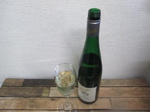 スッキリ酔いたいならドイツ スパーリング白ワイン「バルテン リースリング」~食後に映画でも見ながら飲むタイプのワインです。