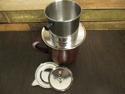 ベトナムコーヒーの淹れ方とベトナムコーヒードリッパーの使い方。画像付きで書いていくよ。