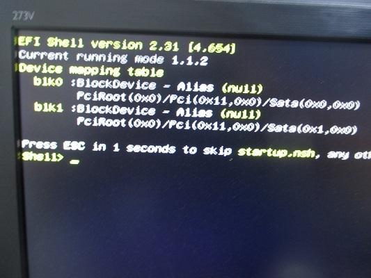 ハードディスク交換後電源入れたら異常が出た?なんで?OSインストールのやり方~ハードディスク交換作業編その3