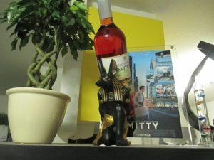 ワインを部屋に飾るワインホルダー!!部屋の雰囲気をオシャレに変えたい方におすすめです。