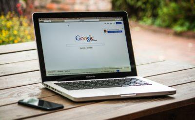 パソコン Google