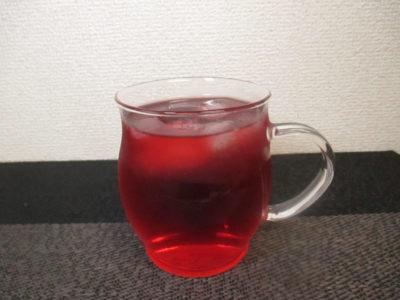 ハイビスカス ローズヒップ お茶