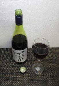 赤ワイン 苦手 飲みやすい シャトー メルシャン 山梨マスカット ベーリーA 日本産